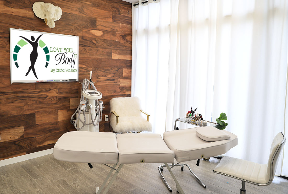 Love Your Body Permanent Makeup and Classroom