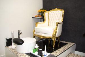 Love Your Body Pedicure Procedure Room