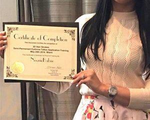 Zlata Vom Emme Graduation